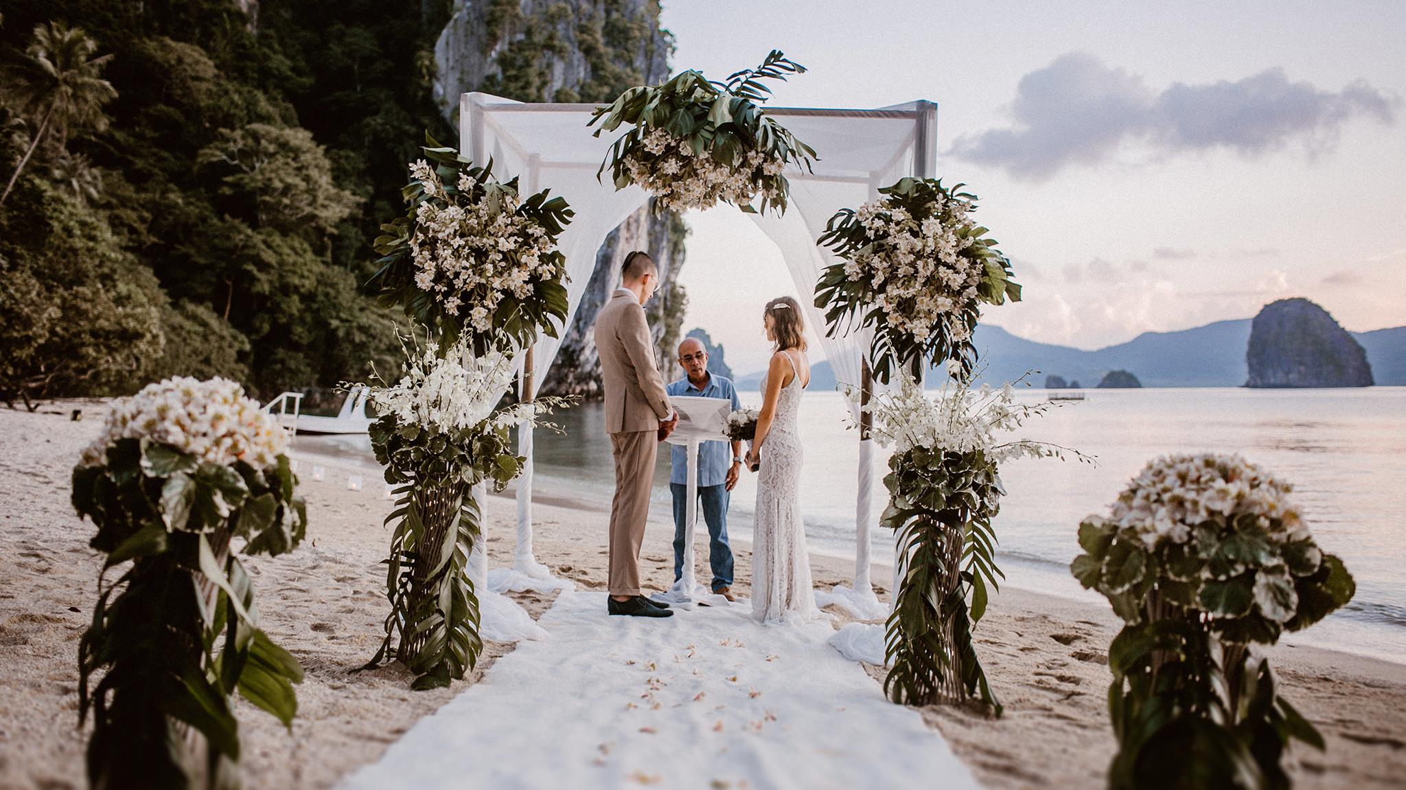 Miniomki - ślub plenerowy Filipiny, Palawan 48