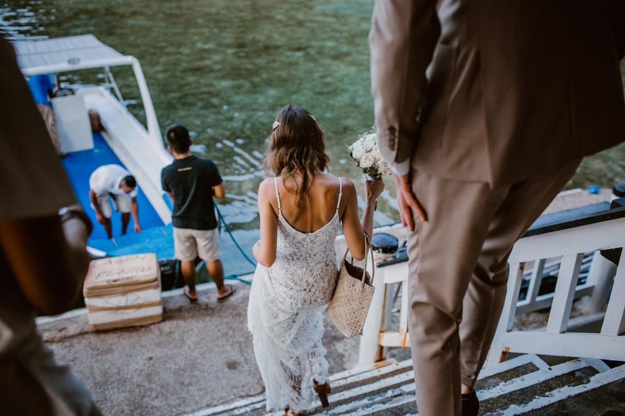Miniomki w drodze na ślub na Filipinach 2