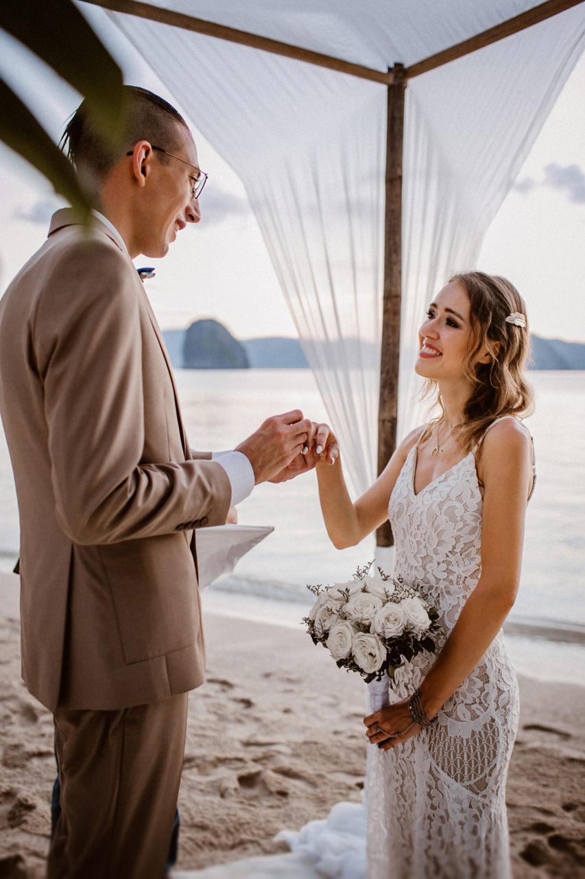 Miniomki i ich fotografia ślubna z Filipin