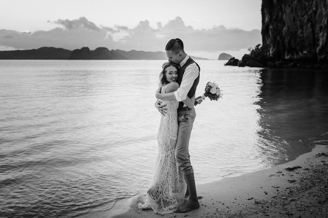 Fotografia ślubna Filipiny - para młoda