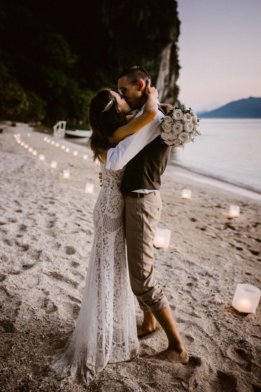 Fotografia ślubna Filipiny - Miniomki para młoda