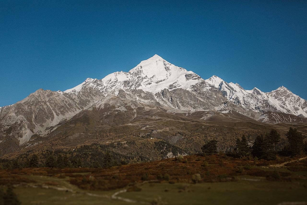 Góry w Gruzji, Svaneti