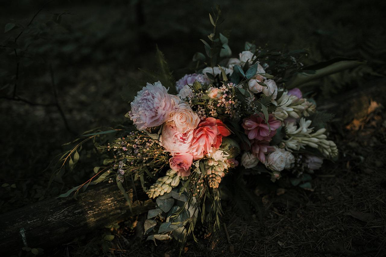 Bukiet ślubny Styloly przygotowany przez Fiore