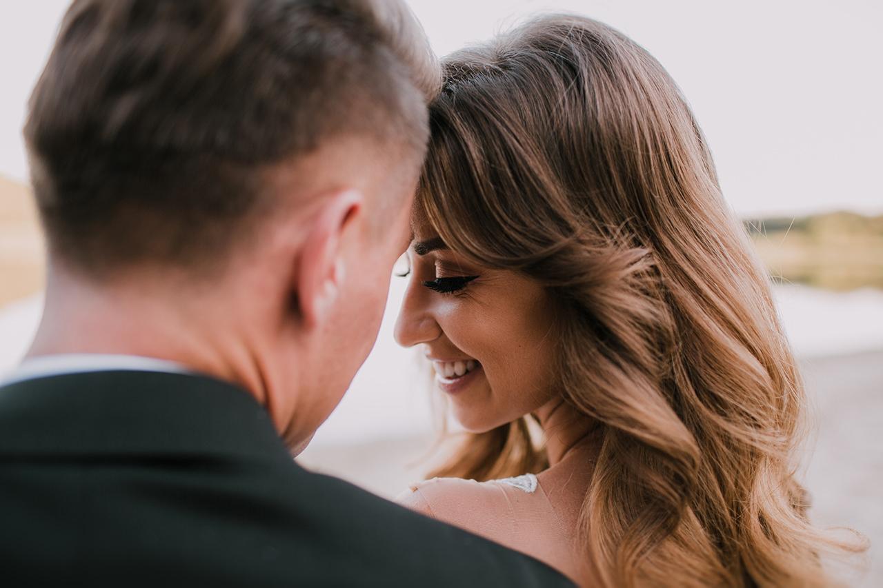 Urocza Styloly na sesji poślubnej w obiektywie fotografa ślubnego