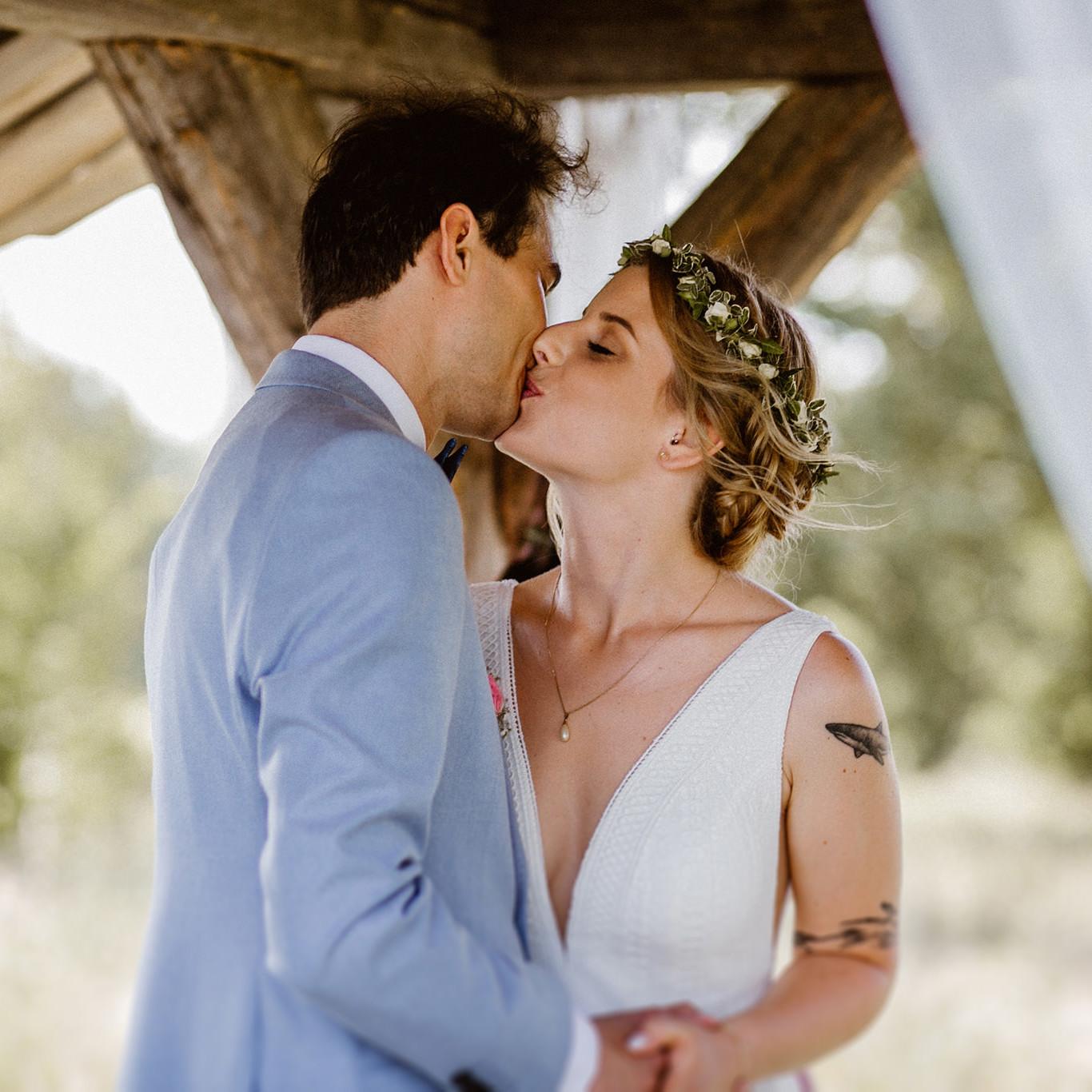 Ślub plenerowy w Łubinowych Wzgórzach 1