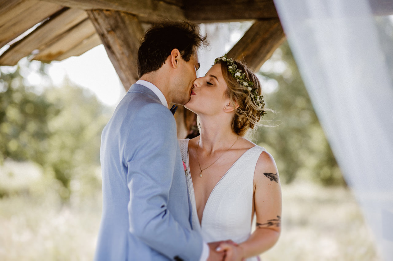 Ślub plenerowy w Łubinowe Wzgórza Nałęczów 2