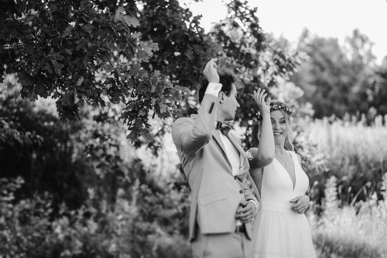 Ślub plenerowy w Łubinowych Wzgórzach 21