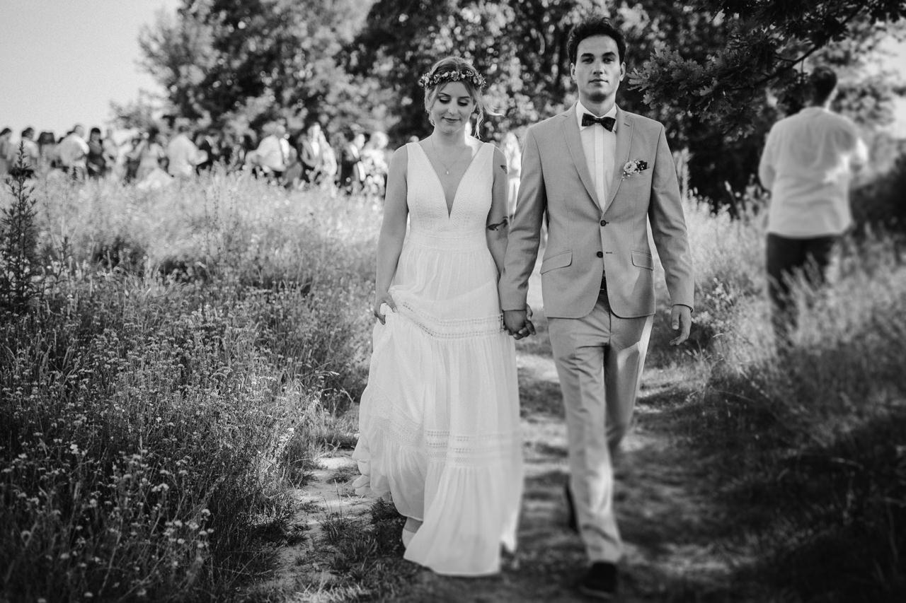 Ślub plenerowy w Łubinowych Wzgórzach 22