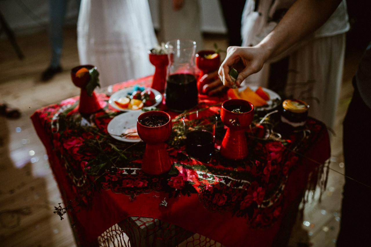 Ślub plenerowy w Łubinowych Wzgórzach 45