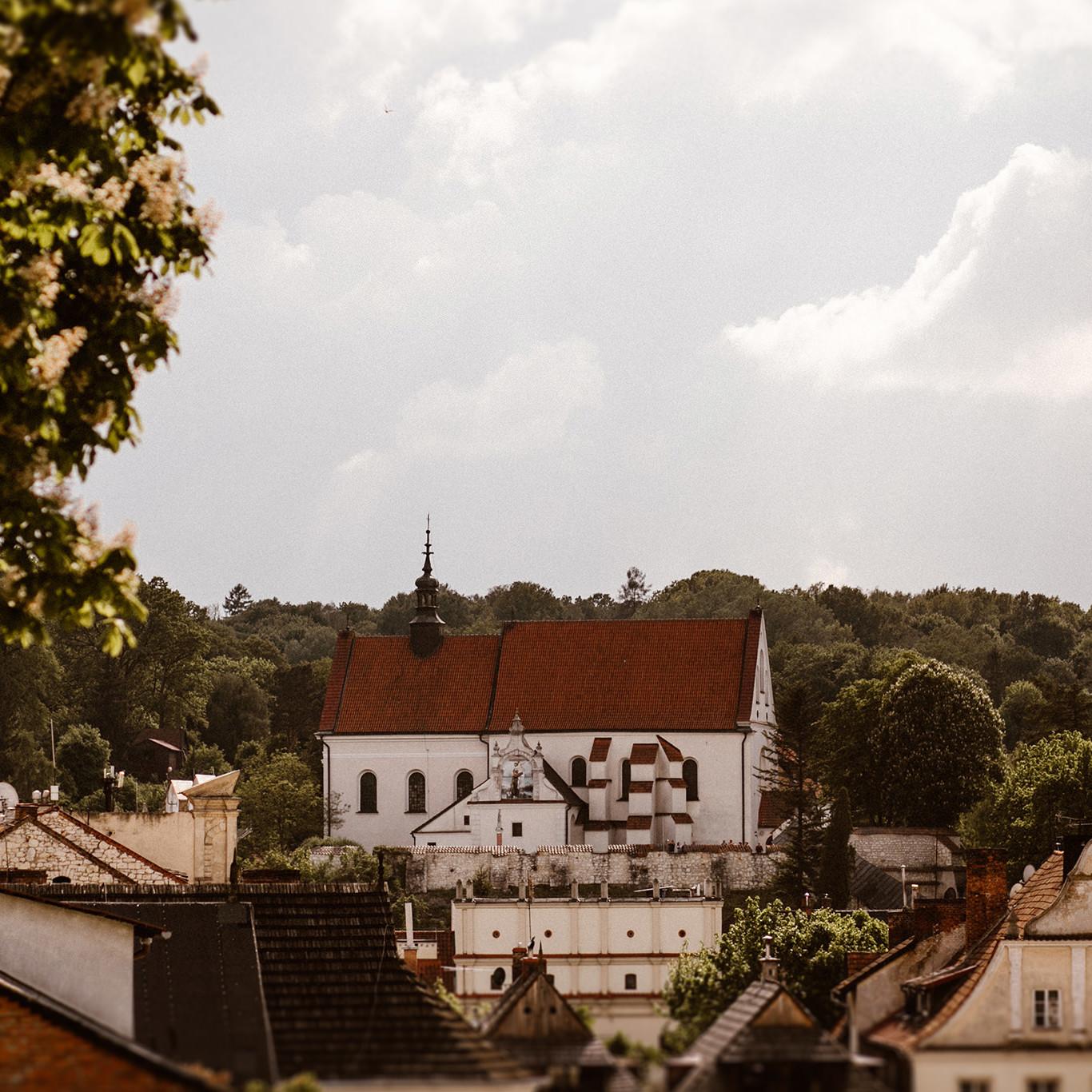 Ślub i wesele w Kazimierzu Dolnym - Folwark Walencja 3