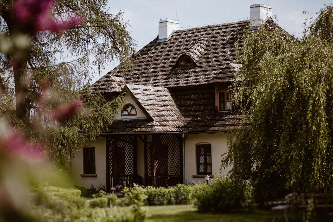 Ślub i wesele w Kazimierzu Dolnym - Folwark Walencja 1