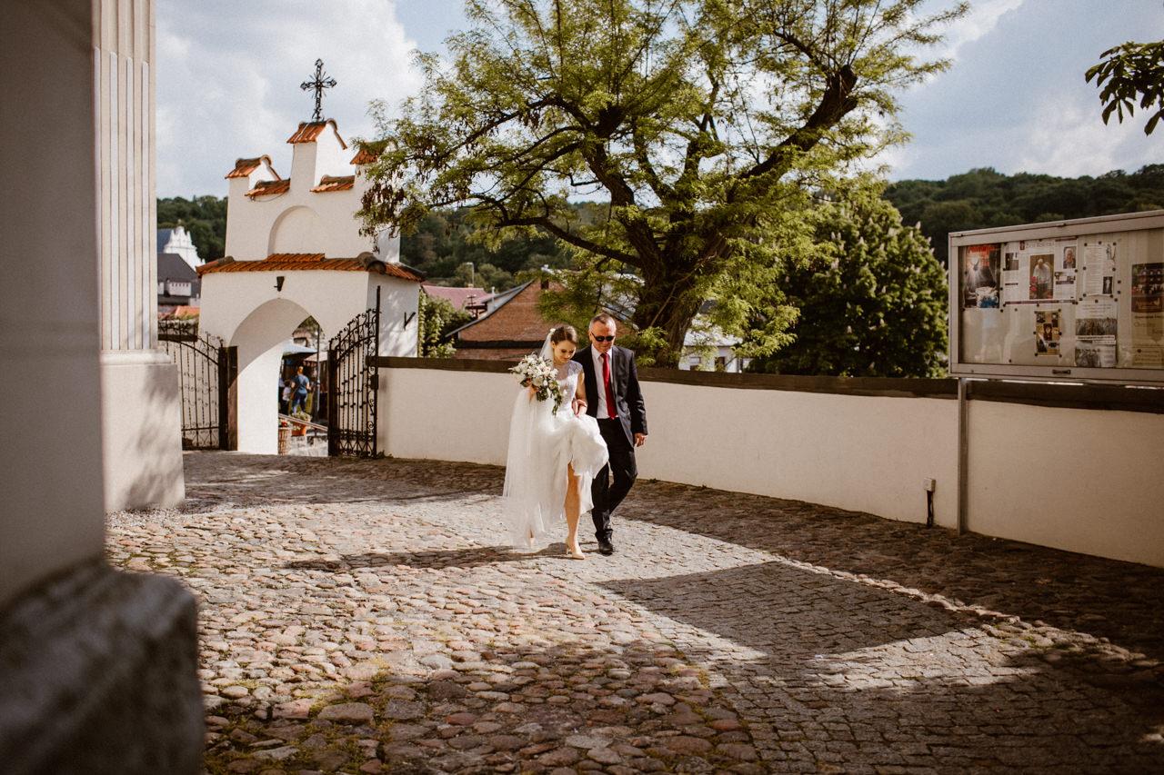 Ślub i wesele w Kazimierzu Dolnym - Folwark Walencja 11