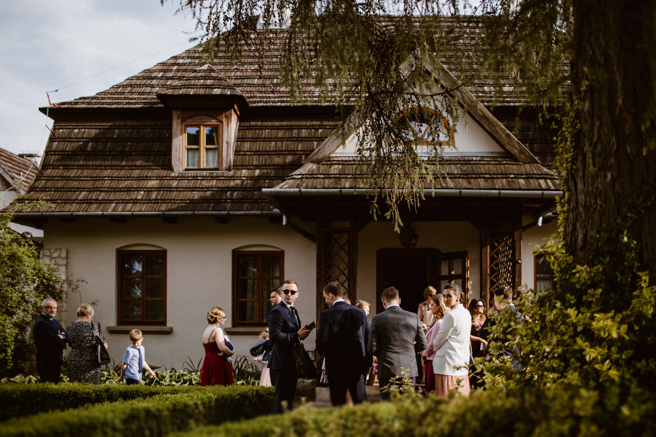 Ślub i wesele w Kazimierzu Dolnym - Folwark Walencja 30